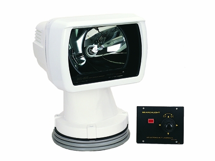 ACR RCL-600A Remote Control 24V Searchlight with Joystick Panel