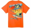 Aftco Guy Harvey Halo SS Tee