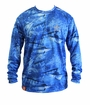 Aftco Guy Harvey MH62401 Legend Long Sleeve Fish Camo Shirt