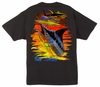 Aftco Guy Harvey Chainsaw SS Tee