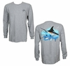 Aftco Guy Harvey Skipping School LS T-Shirt