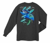 Aftco Guy Harvey This Way LS T-Shirt