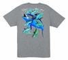 Aftco Guy Harvey This Way SS T-Shirt