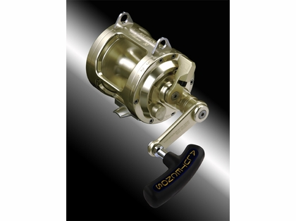 Alutecnos 20 Single Speed Albacore Reel
