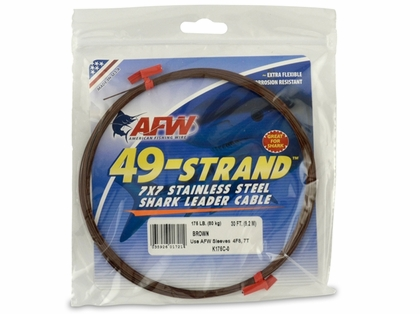 American Fishing Wire 49-Strand K175C-0