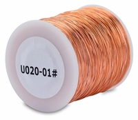 American Fishing Wire U020/01# Copper Rigging Wire 792ft 1lb Spool