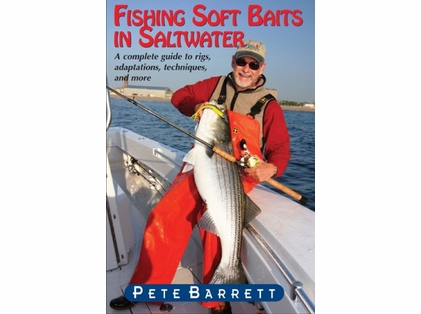 Angler's Books- Fishing Softbaits in Saltwater
