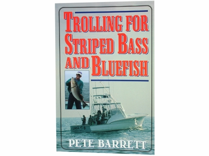 Angler's Books- Trolling for Striped Bass & Bluefish