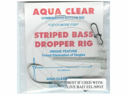 Aqua-Clear ST-5 Striped Bass Dropper Rig