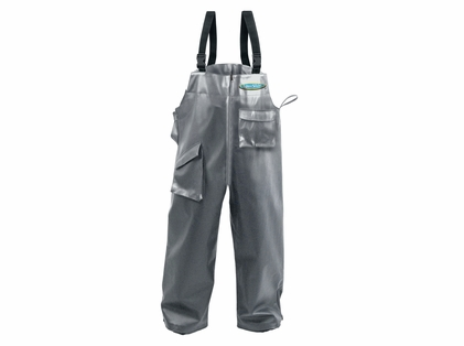 AquaSkinz Albatross Bib - Gray