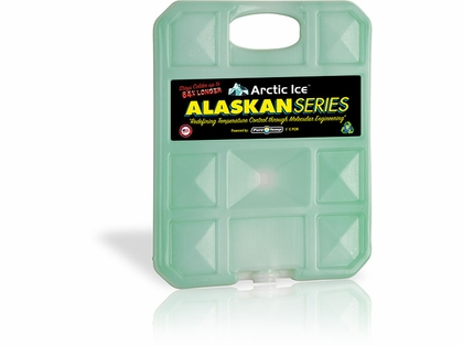Arctic Ice 2.5lb Alaskan Series Reusable High Performance Ice