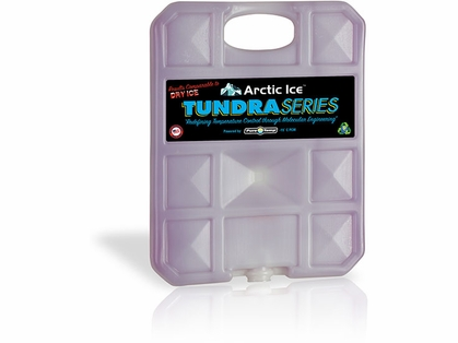 Arctic Ice 5lb Tundra Series Reusable High Performance Ice