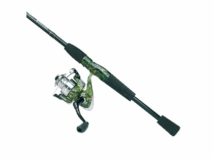 Ardent 2000 FOF Fishouflage Spinning Combo