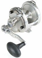 Avet HX 5/2 L/H Two-Speed Lever Drag Casting Reel Left-Hand Silver