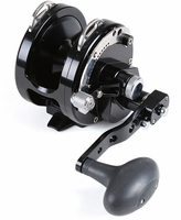 Avet HXJ 5/2 MC Raptor Two-Speed Lever Drag Casting Reel Black