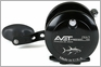 Avet JX 6/3 2-Speed Lever Drag Casting Reel Black