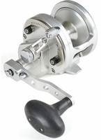 Avet JX 6/3 MC Raptor 2-Speed Lever Drag Casting Reel Left-Hand Silver