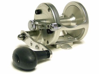 Avet LX 6.0 Single Speed Lever Drag Casting Reel Left Hand Silver