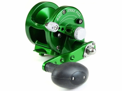 Avet MXJ 5.8 MC Single Speed Lever Drag Casting Reel Forest Green
