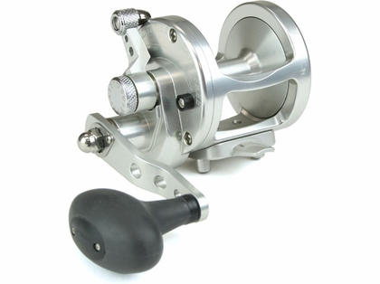 Avet MXL 5.8 Single Speed Lever Drag Casting Reel Left-Hand Silver