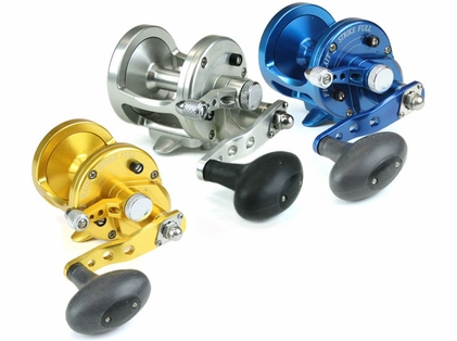 Avet MXL 5.8 Single Speed Lever Drag Casting Reels