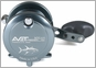 Avet MXL 6/4 2-Speed Lever Drag Casting Reel Left-Hand Gunmetal
