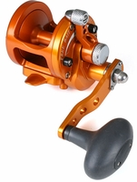 Avet SX 5.3 Single Speed Lever Drag Casting Reel Orange
