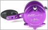 Avet SX 5.3 Single Speed Lever Drag Casting Reel Purple