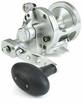 Avet SX 6/4 L/H MC 2-Speed Lever Drag Casting Reel Left-Hand Silver