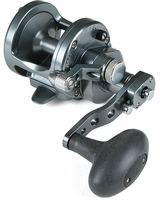 Avet SX 6/4 MC 2-Speed Lever Drag Casting Reel Gunmetal Grey