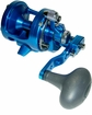 Avet SX 6/4 Raptor 2-Speed Lever Drag Casting Reel Blue