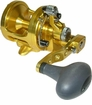 Avet SX 6/4 Raptor 2-Speed Lever Drag Casting Reel Gold