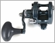 Avet SXJ 5.3 MC Single Speed Lever Drag Cast Reel Left-Hand Gunmetal