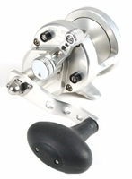 Avet SXJ 5.3 MC Single Speed Lever Drag Cast Reel Left-Hand Silver