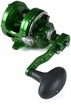 Avet SXJ 6/4 MC Raptor 2-Speed Lever Drag Casting Reel Green