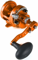 Avet SXJ 6/4 MC Raptor 2-Speed Lever Drag Casting Reel Orange