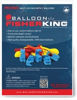 Balloon Fisher King Balloon Fishing Kits