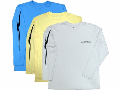 Bart Hi-Performance Long Sleeve Shirts