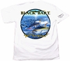 Bart's Yellowfin Tuna Short Sleeve T-Shirts