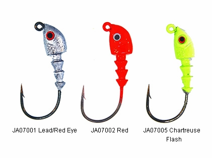 Bass Assassin JA07 1/4oz Jighead Lure