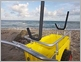 Beach Caddy Haulin Cart Kayak Rack