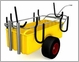 Beach Caddy Haulin Cart Ultimate Cart