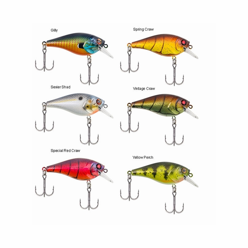 berkley bhbpb5.5 pitbull crankbait lure | tackledirect, Hard Baits