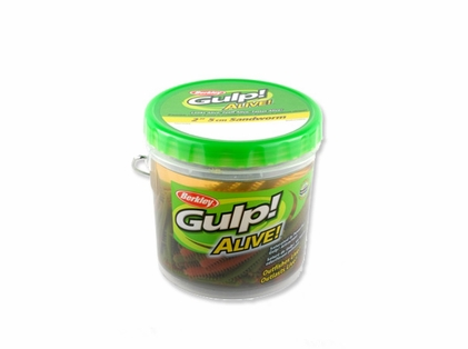 "Berkley GAPSW6 16oz Gulp Alive 6"" Sandworm"