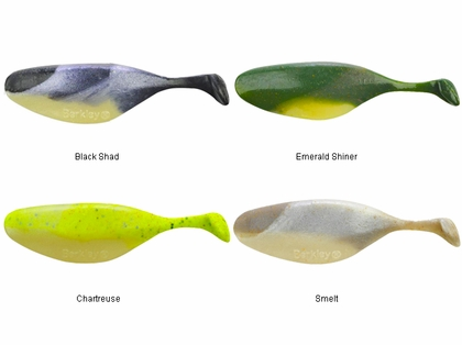 "Berkley Gulp Alive GAPFBS2 Gulp Alive 2 1/2"" Fat Bottom Shad"