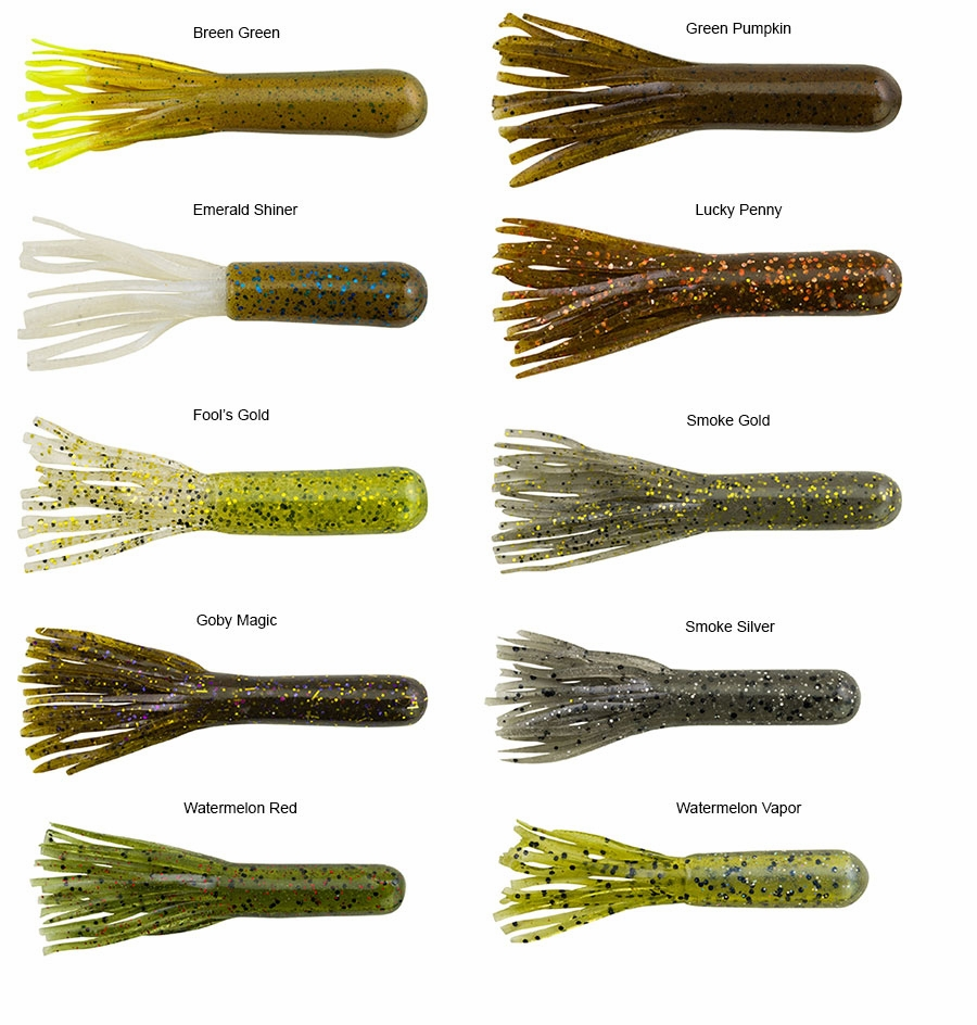 berkley pbbpt2.5 powerbait power tube soft bait - 2.5in | tackledirect, Hard Baits