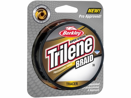 Berkley Trilene Tracer Braid Professional Grade