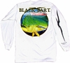 Black Bart Bull Dolphin Long Sleeve T-Shirts