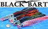 Black Bart Light Tackle Skirted Lures