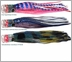 Black Bart Lures Light Tackle Lures El Squid Jr.